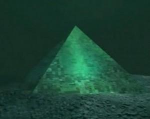 Бермудский треугольник пирамида